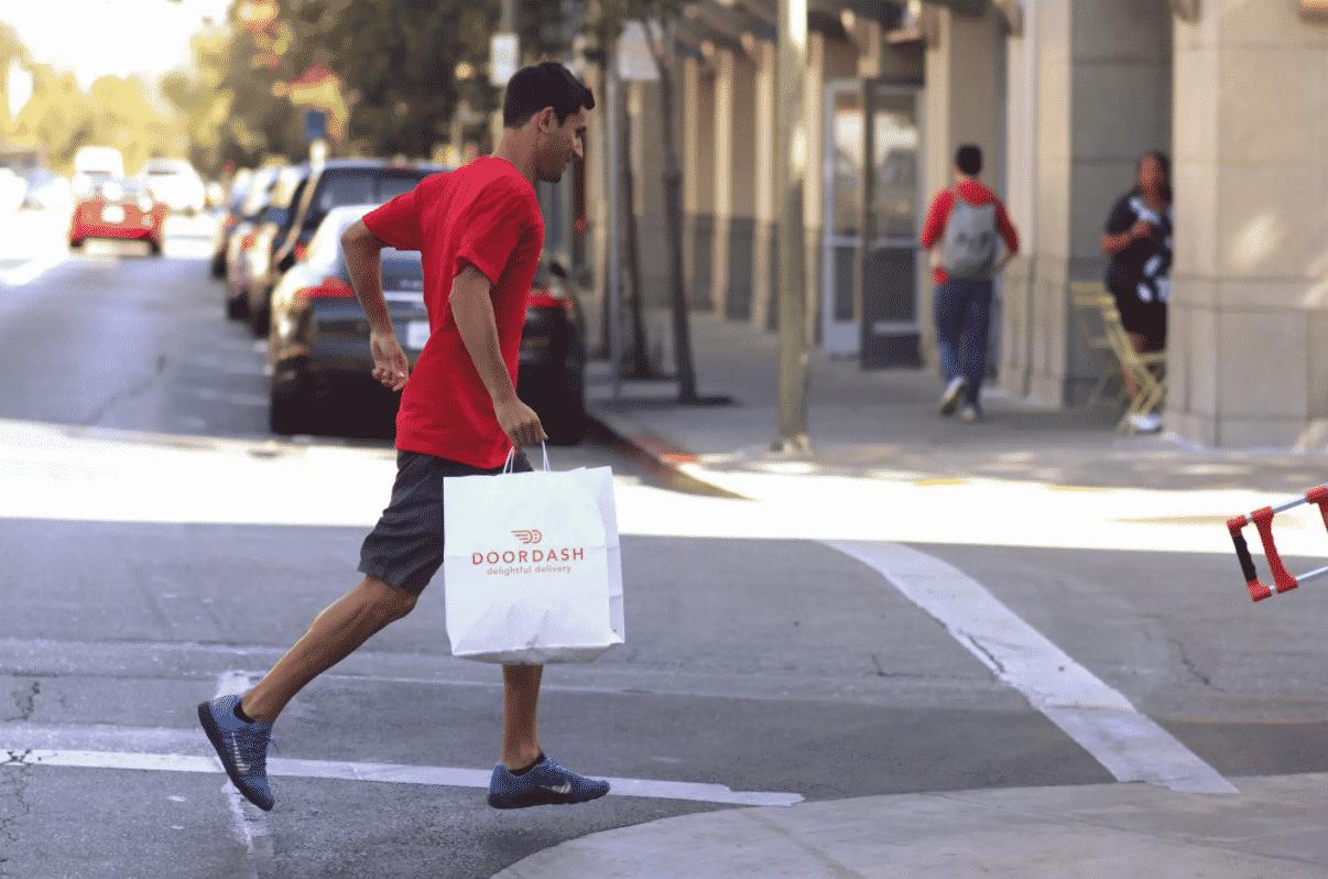 make money food delivery